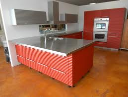 Stainless steel countertops for Stainless steel countertops cost per sq ft